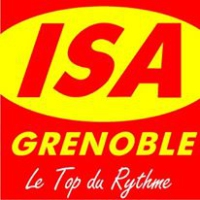 Logo of radio station Radio ISA Grenoble