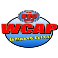 Logo of radio station WCAP 980
