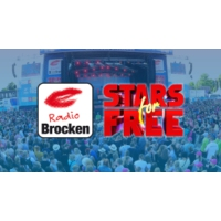 Logo de la radio Radio Brocken - Stars for Free