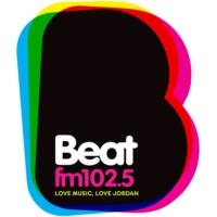 Logo de la radio Beat FM 102.5