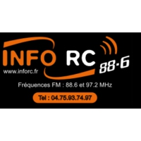 Logo of radio station Info RC