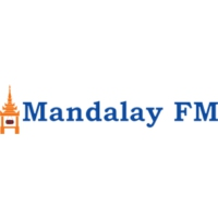Logo of radio station Mandalay FM