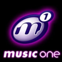 Logo of radio station Music One Radio