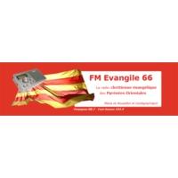 Logo de la radio FM Evangile 66