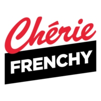 Logo of radio station ChérieFM Frenchy