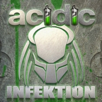 Logo of radio station Acidic  Infektion Radio