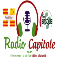 Logo of radio station RADIO CAPITOLE