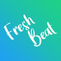 Logo of radio station Fresh Beat Radio