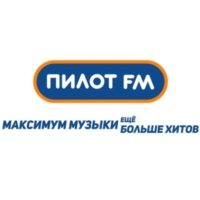 Logo of radio station Пилот-FM