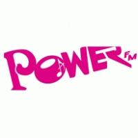 Logo of radio station Power FM - Honduras