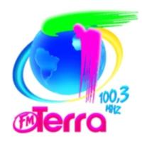 Logo de la radio Rádio FM Terra 104.9