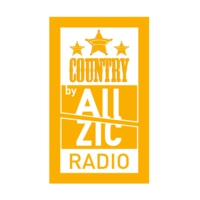 Logo of radio station Allzic Country
