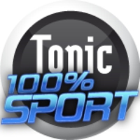 Logo of radio station Tonic Radio 100% Sport