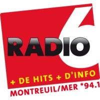 Logo de la radio Radio 6 - Montreuil sur mer