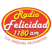Logo of radio station Radio Felicidad 1180