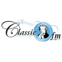 Logo of radio station WCNY Classic FM