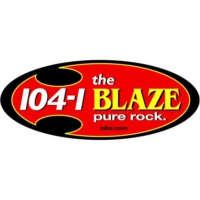 Logo of radio station KIBZ