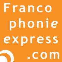 Logo of radio station Francophonie Express