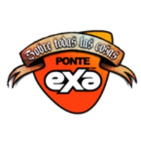 Logo of radio station Exa FM Ensenada