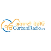 Logo of radio station Gurbani Radio