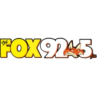 Logo de la radio WOFX The Fox 92.5 FM