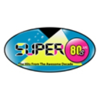 Logo of radio station Super 80s