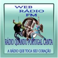 Logo of radio station RADIO QUANDO PORTUGAL CANTA