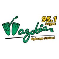 Logo of radio station Wazobia 95.1 FM - Lagos