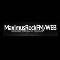 Logo of radio station MaximusRockFM