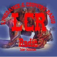 Logo of radio station LCR Linedance & Countryradio