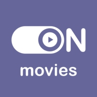 "Logo de la radio ""ON Movies"""