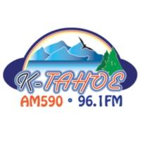 Logo of radio station KTHO K-Tahoe 96.1 FM