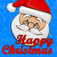 Logo of radio station Happy Christmas Radio