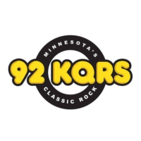 Logo of radio station 92 KQRS