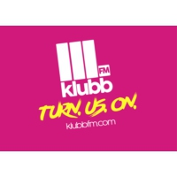 Logo of radio station Klubb FM :: TURN. US. ON.