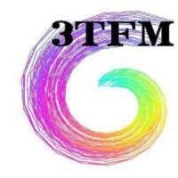 Logo of radio station 3TFM
