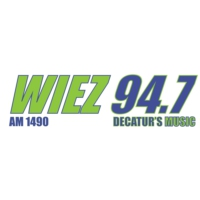 Logo of radio station 94.7 WIEZ