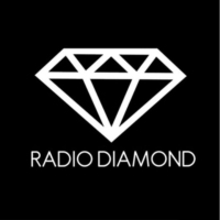 Logo of radio station Radio Diamond