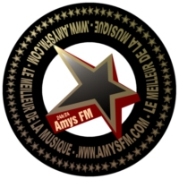 Logo of radio station Amys FM