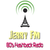 Logo de la radio Jerry FM 80's Flashback Radio