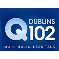 Logo de la radio Dublin's Q102