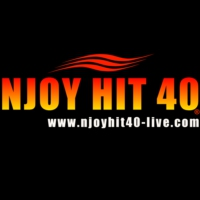 Logo of radio station Njoy Hit 40 Medias One France