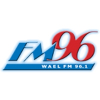 Logo of radio station WAEL FM 96.1