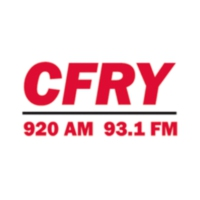 Logo of radio station CFRY 920 AM