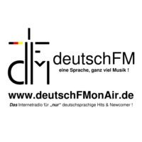 Logo of radio station deutschFM