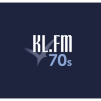 Logo of radio station KL.FM 70's