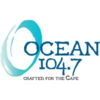 Logo de la radio WOCN Ocean 104.7