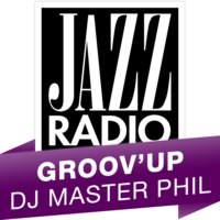 Logo of radio station Jazz Radio Groov'up DJ Mp