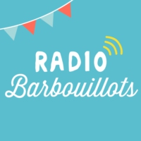 Logo of radio station Radio Barbouillots