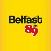 Logo of radio station Belfast 89